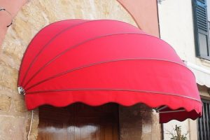 first choice for custom-made canvas awnings